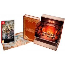 OCTOPATH TRAVELER COMPENDIUM EDITION LIMITADA