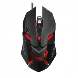 MOUSE MARS GAMING MRM0 OPTICO
