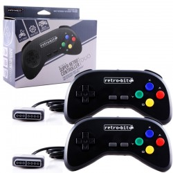 Retro-bit Gamepad Retro para SNES (DUO)