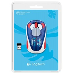 RATON LOGITECH M238 INALAMBRICO PLAY COLLECTION MONKEY