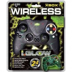 MANDO INALAMBRICO XBOX ORIGINAL IGLOW