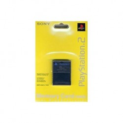 MEMORY CARD PS2 8MB SONY