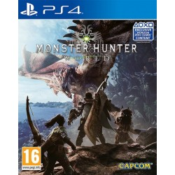 MONSTER HUNTER:WORLD