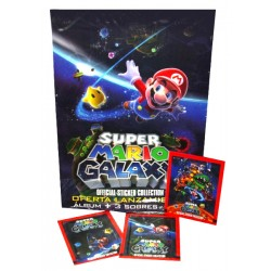 ALBUM SUPER MARIO GALAXY +...