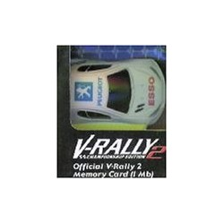 MEMORY CARD 1MB V-RALLY 2