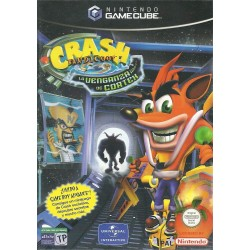 CRASH BANDICOOT LA VENGANZA...