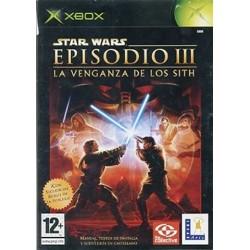 STAR WARS EPISODIO III LA VENGANZA DE LOS SITH