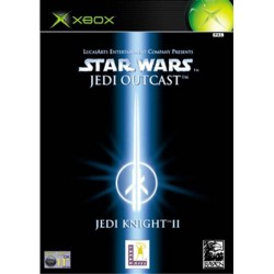 STAR WARS JEDI OUTCAST JEDI...
