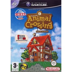 ANIMAL CROSSING + MEMORY CARD