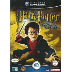 HARRY POTTER CAMARA SECRETA