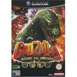 GODZILLA: DESTROY ALL MONSTER MELEE