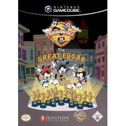 ANIMANIACS  THE GREAT EDGAR...