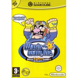 WARIOWARE, INC:MEGAPARTY...