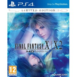 FINAL FANTASY X/X-2 HD Remaster Limitada