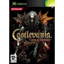 CASTLEVANIA CURSE OF DARKNESS
