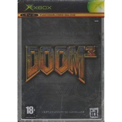 DOOM 3 MIMITED COLLECTORS...