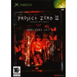 PROJECT ZERO II CRIMSON...