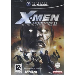 X-MEN LEGENDS II EL ASCENSO...
