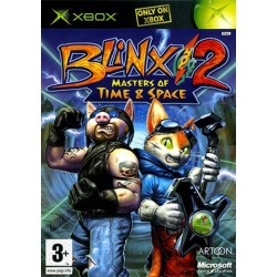 BLINX 2 MASTER OF TIME  SPACE