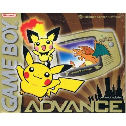 GAME BOY ADVANCE POKEMON CENTER NEW YORK VERSION