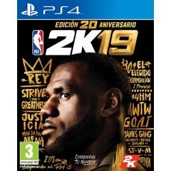 NBA 2K19 EDICION 20...