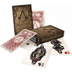 BARAJA DE CARTAS ASSASSINS CREED UNITY