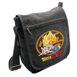 MOCHILA BANDOLERA DRAGON BALL GOKU