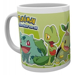 TAZA POKEMON  PLANTA