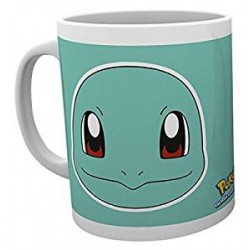 TAZA POKEMON CARA SQUIRTLE