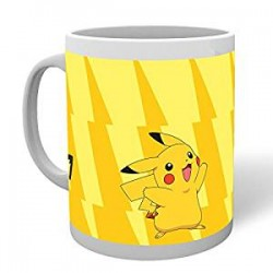 TAZA POKÉMON PIKACHU EVOLUTION