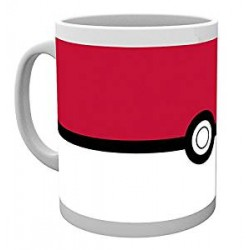 TAZA POKEMON POKE BALL
