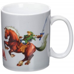 TAZA ZELDA O CARINA OF TIME