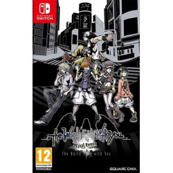 WORLD ENDS WITH YOU : FINAL REMIX