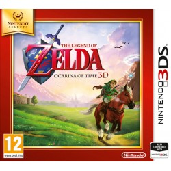 ZELDA : OCARINA OF TIME 3D
