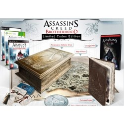 ASSASSINS CREED LA HERMANDAD EDICION CODEX