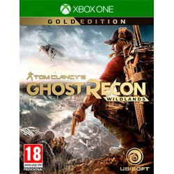 GHOST RECON WILDLANDS GOLD...