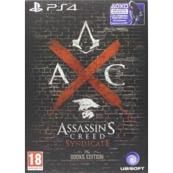 ASSASSINS CREED: SYNDICATE...