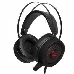 HEADPHONE MARS GAMING MH318 USB
