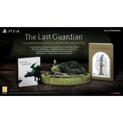 THE LAST GUARDIAN EDICIÓN...