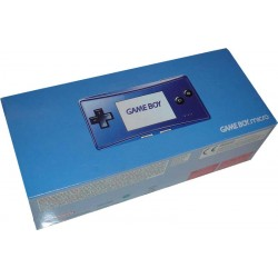 GAME BOY MICRO AZUL