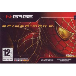 SPIDER-MAN 2 N-GAGE
