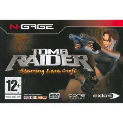 TOMB RAIDER STARRING LARA...