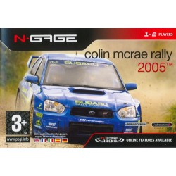 COLIN MCRAE RALLY 2005 N-GAGE