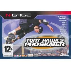 TONY HAWKS PRO SKATER N-GAGE