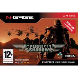 OPERATION SHADOW N-GAGE
