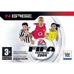 FIFA FOOTBALL 2004 N-GAGE