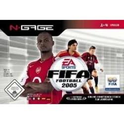 FIFA FOOTBALL 2005 N-GAGE