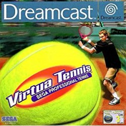 VIRTUA TENNIS DREAMCAST