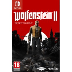 WOLFENSTEIN 2 : THE NEW...