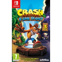 CRASH BANDICOOT : N. SANE...